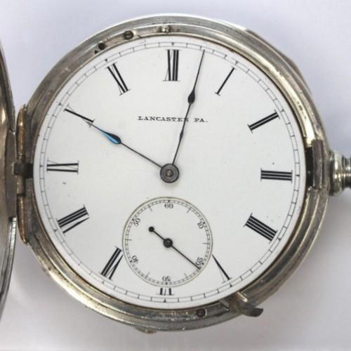 Lancaster Watch Co. Grade  Pocket Watch Image