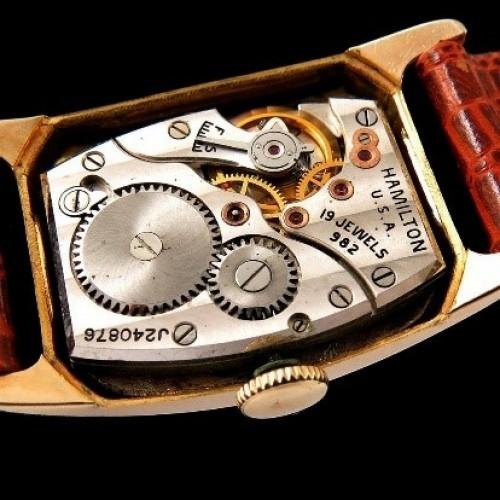 Hamilton Grade 982 Pocket Watch Image