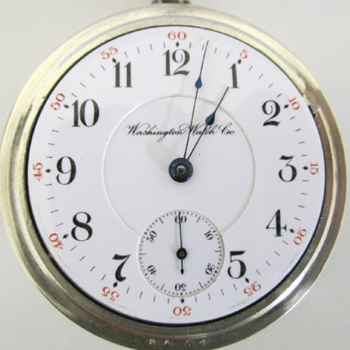 Illinois Grade 79 Pocket Watch Image