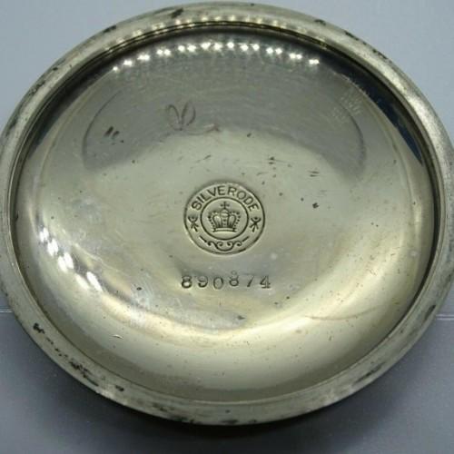 Elgin Grade 98 Pocket Watch Image