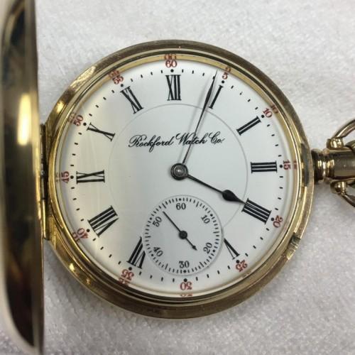 Rockford Grade 530 Pocket Watch Image
