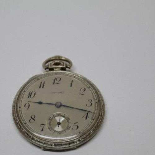 E. Howard & Co. Grade Unknown Pocket Watch Image