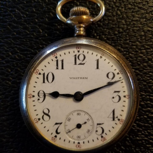 Waltham Grade P.S. Bartlett Pocket Watch Image
