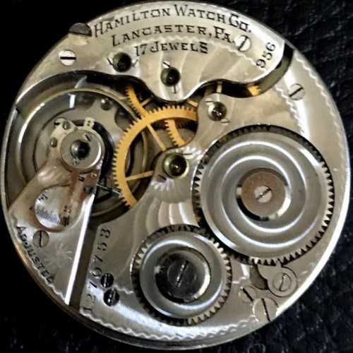 Image of Hamilton 956 #1270753 Movement