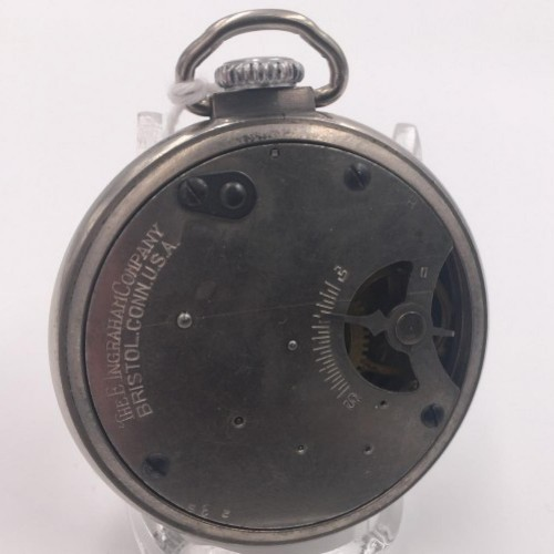 E. Ingraham Co. Grade  Pocket Watch Image