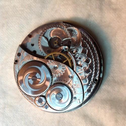 Elgin Grade 301 Pocket Watch Image