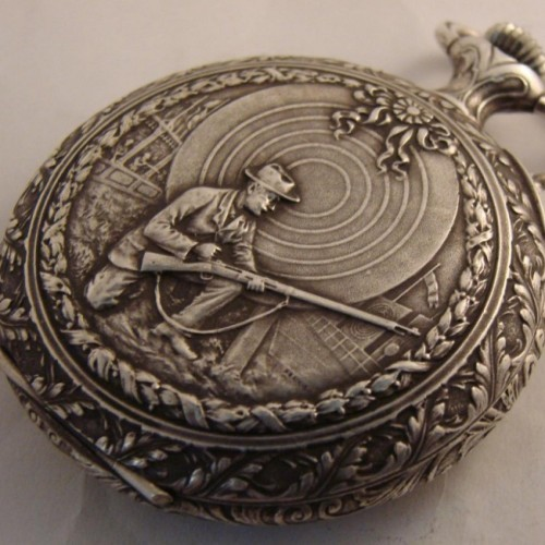 Other Grade Roskopf Patent Pocket Watch Image