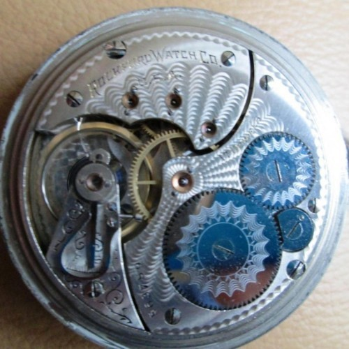 Rockford Grade 570 Pocket Watch Image