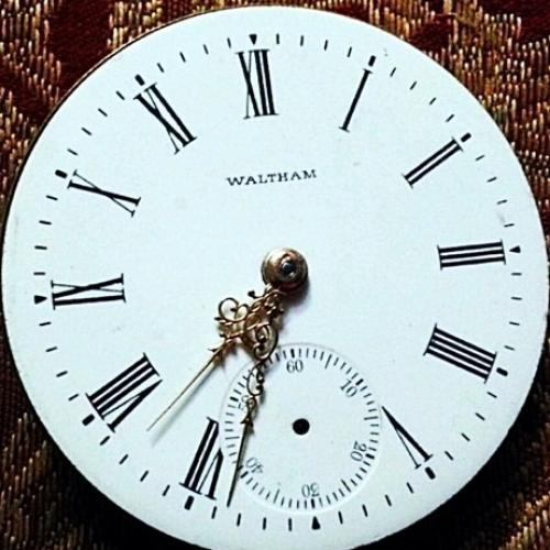 Image of Waltham No. 81 #12427726 Dial