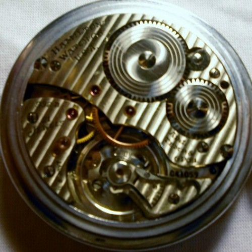 Image of Hamilton 992B #C41059 Movement