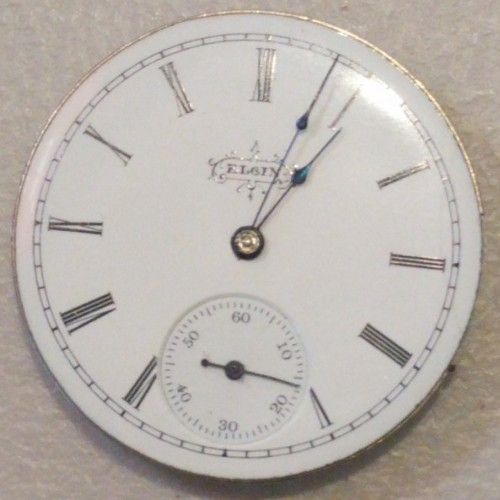 Elgin Grade 119 Pocket Watch Image
