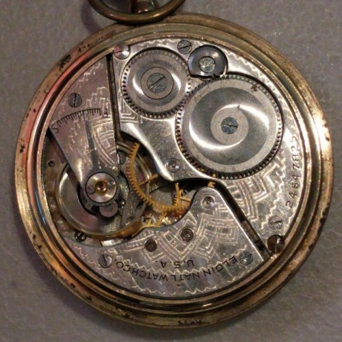 Image of Elgin 291 #24647825 Movement
