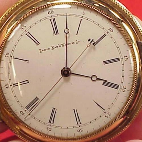 Elgin Grade 23 Pocket Watch