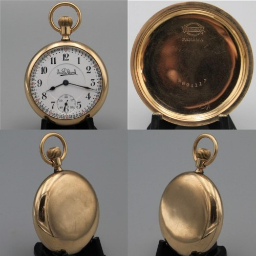 South Bend Grade 223 Pocket Watch Image