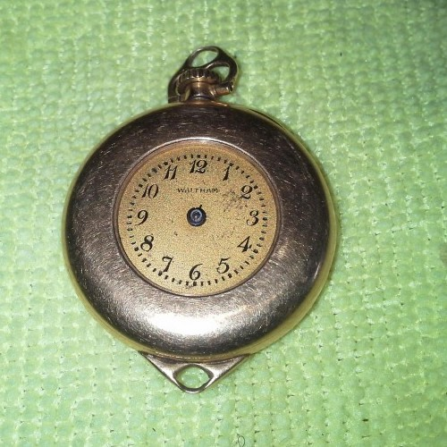 Waltham Grade Ruby Pocket Watch Image
