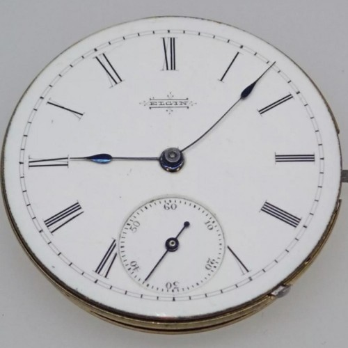 Elgin Grade 94 Pocket Watch Image