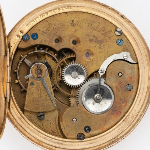Image of Elgin 93 #1490321 Movement