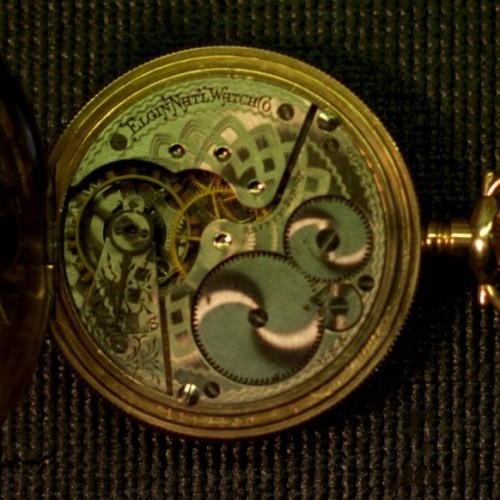 Elgin Grade 290 Pocket Watch Image