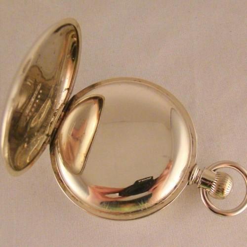 Elgin Grade 213 Pocket Watch Image