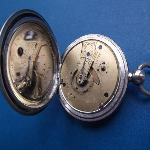 How to Date Waltham Pocket Watches