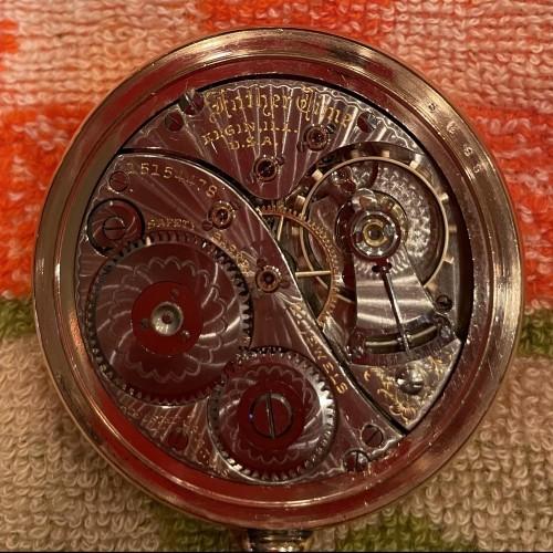 Elgin Grade 367 Pocket Watch Image