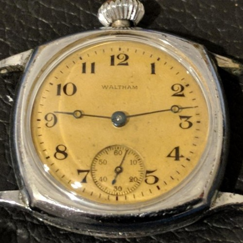 Waltham Grade No. 310 Pocket Watch Image