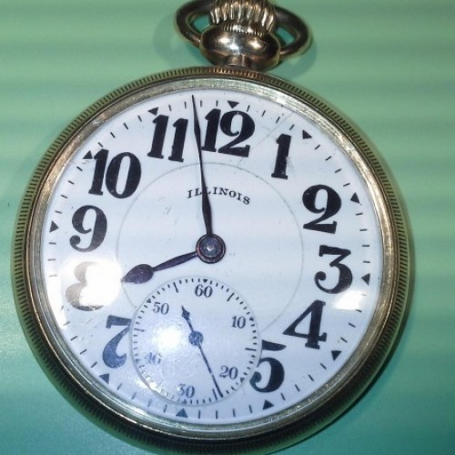 Image of Illinois Bunn Special #3918267 Dial
