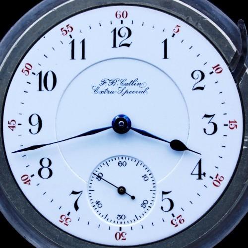 Hamilton Grade 938 Pocket Watch Image