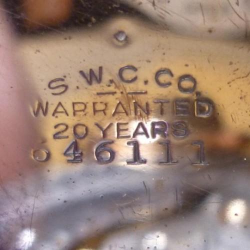 Image of U.S. Watch Co. (Waltham, Mass)  #811114 Case