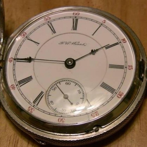 Hamilton Grade 935 Pocket Watch Image