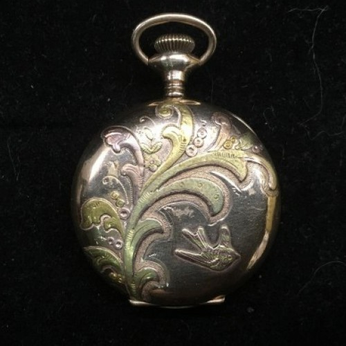 Elgin Grade 224 Pocket Watch Image