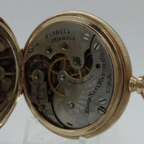 Elgin Grade 216 Pocket Watch