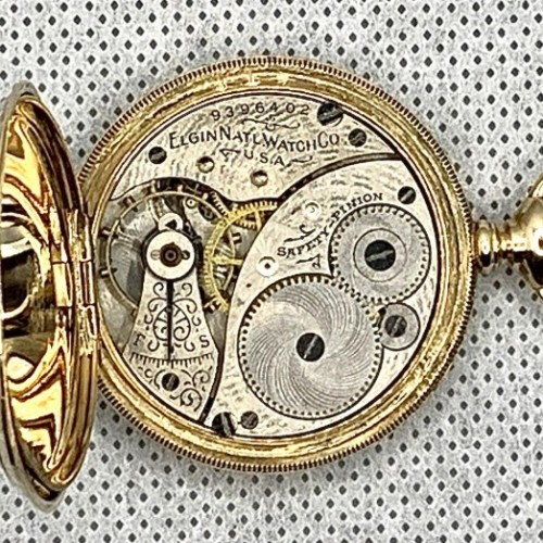 Elgin Grade 269 Pocket Watch