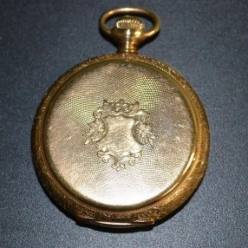 Illinois Grade 173 Pocket Watch Image