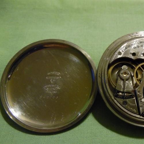 Elgin Grade 312 Pocket Watch