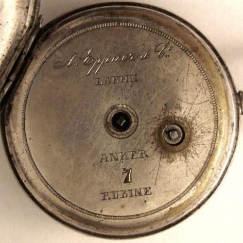 Other Grade Eppner & Co Laehn Pocket Watch Image