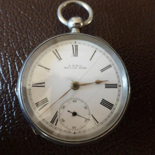 Waltham Grade A.W.Co. Pocket Watch