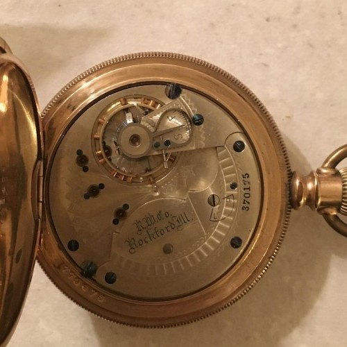 Image of Rockford 86 #370175 Movement