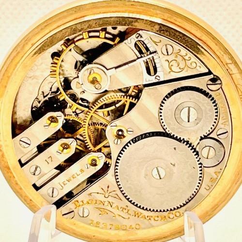 Elgin Grade 397 Pocket Watch Image
