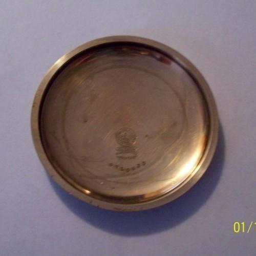 Elgin Grade 218 Pocket Watch Image