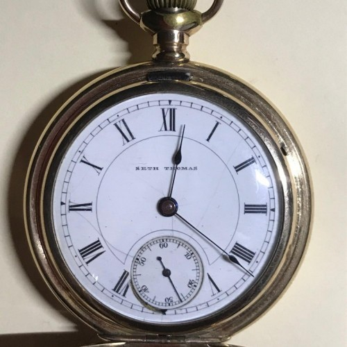 Seth Thomas Grade 70 Pocket Watch Image