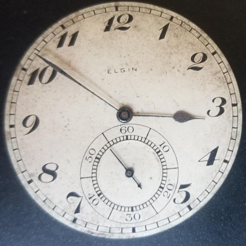 Elgin Grade 441 Pocket Watch Image
