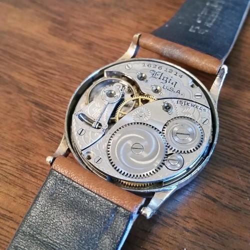 Elgin Grade 354 Pocket Watch Image