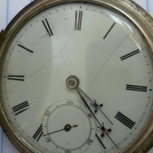 Union Watch Co. Grade  Pocket Watch Image