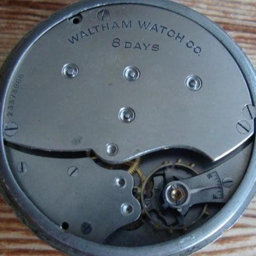 Waltham Grade Unknown Pocket Watch Image