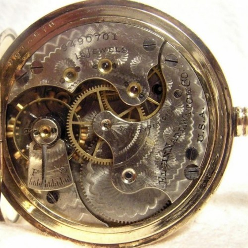 Image of Elgin 216 #9490701 Movement
