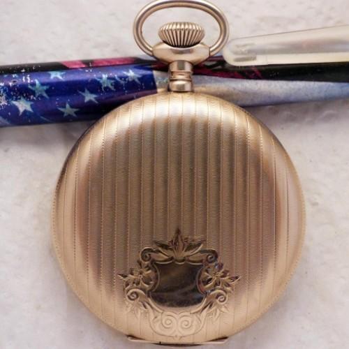 Elgin Grade 243 Pocket Watch Image