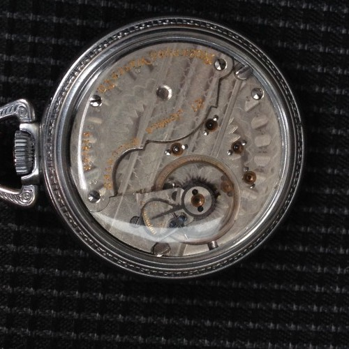 Rockford Grade 910 Pocket Watch Image