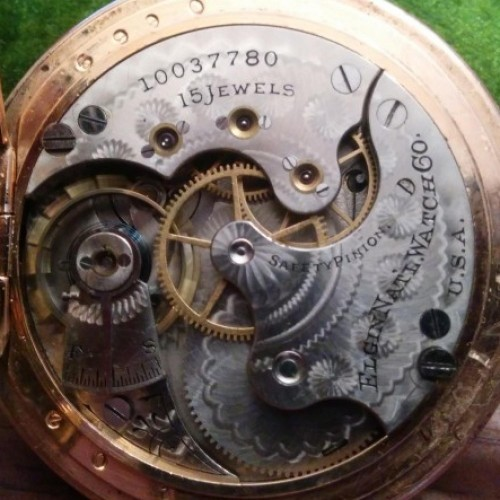 Image of Elgin 216 #10037780 Movement