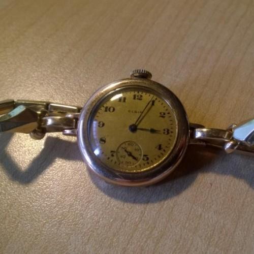 Elgin Grade 429 Pocket Watch Image